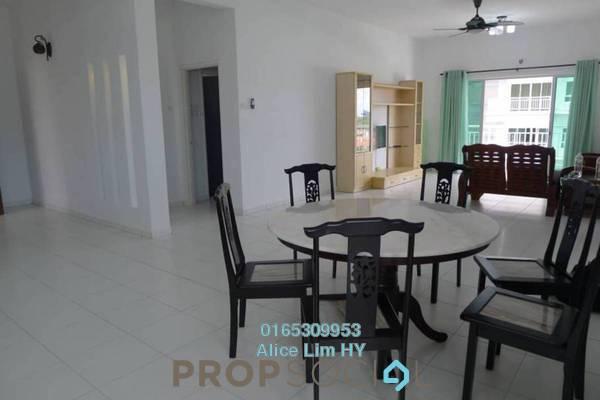 For Rent Condominium at 1-Sky, Bayan Baru Freehold Semi Furnished 3R/2B 1.8k