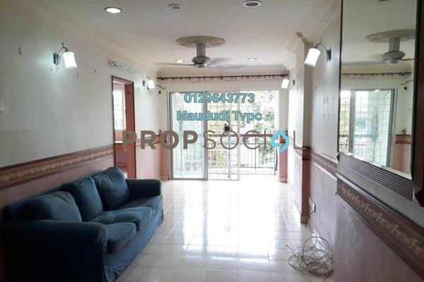 For Sale Condominium at Kojaya, Ampang Freehold Semi Furnished 4R/2B 370k