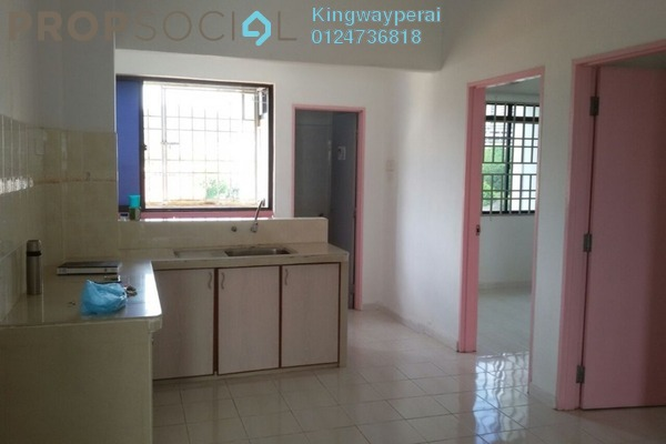 For Rent Condominium at Edgecumbe Court, Pulau Tikus Freehold Semi Furnished 3R/2B 1.4k
