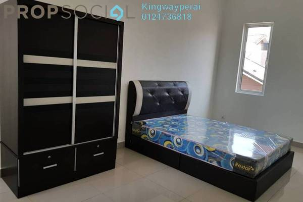 For Rent Townhouse at Sunway Wellesley, Bukit Mertajam Freehold Fully Furnished 3R/3B 2.4k