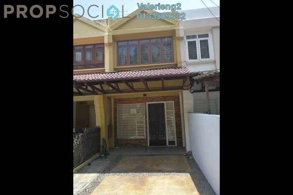 For Rent Townhouse at Bukit Bandaraya, Bangsar Freehold Semi Furnished 3R/2B 3.8k