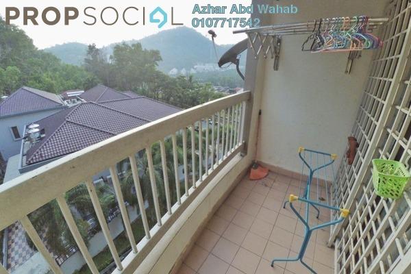 For Sale Condominium at KiPark Selayang, Selayang Leasehold Semi Furnished 3R/2B 370k