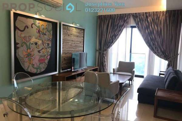 For Sale Condominium at The Horizon Residences, KLCC Freehold Fully Furnished 3R/2B 2.2m