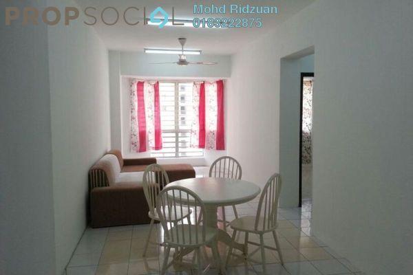 For Rent Serviced Residence at Rhythm Avenue, UEP Subang Jaya Freehold Fully Furnished 3R/2B 1.5k