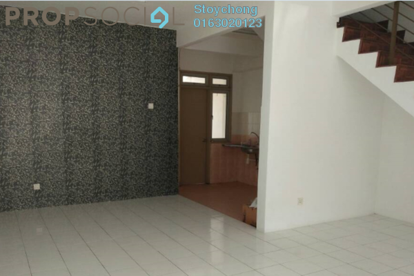 For Rent Terrace at Sunsuria 7th Avenue, Setia Alam Freehold Unfurnished 4R/3B 1.1k