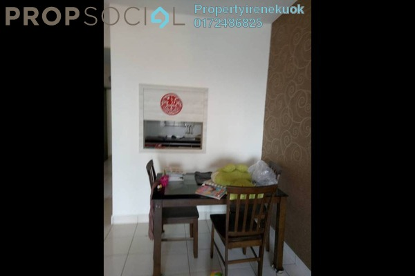 For Sale Condominium at Venice Hill, Batu 9 Cheras Freehold Fully Furnished 3R/2B 350k