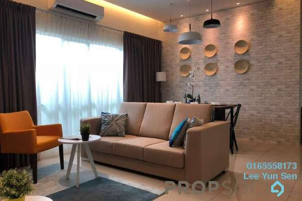 For Sale Condominium at Meru Heights, Ipoh Freehold Unfurnished 2R/2B 250k