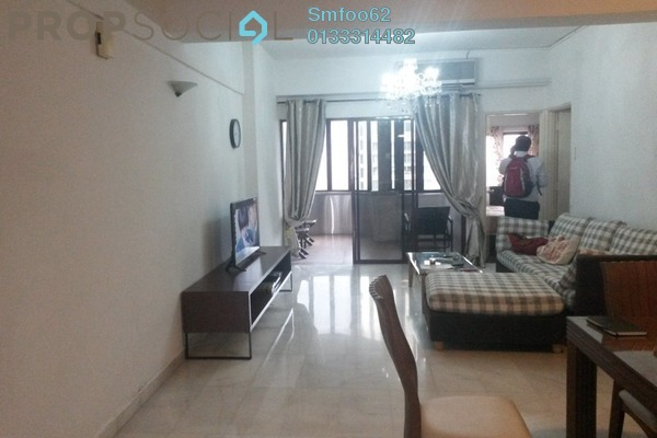 For Rent Condominium at Madu Mas, Setapak Freehold Semi Furnished 3R/2B 1.4k