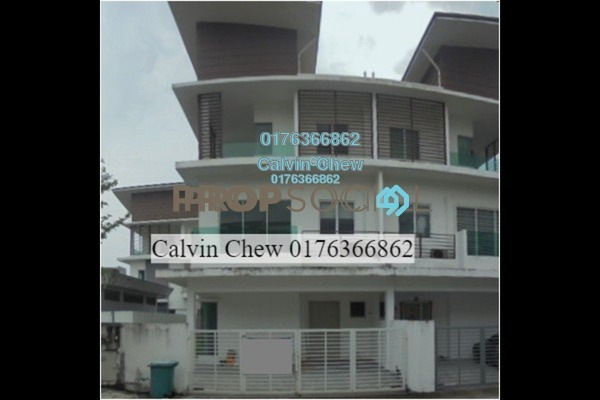 For Sale Semi-Detached at LaVille, Bandar Tun Hussein Onn Freehold Unfurnished 5R/4B 1.09m