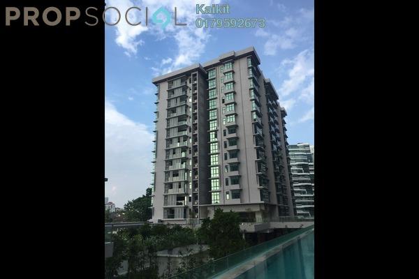 For Rent Serviced Residence at Verde, Ara Damansara Freehold Fully Furnished 3R/2B 3k