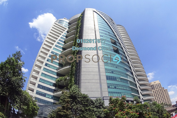 For Rent Office at 1 First Avenue, Bandar Utama Freehold Fully Furnished 0R/0B 3.6k