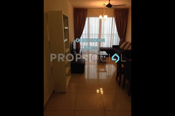 For Rent Condominium at Pacific Place, Ara Damansara Freehold Fully Furnished 2R/2B 1.9k