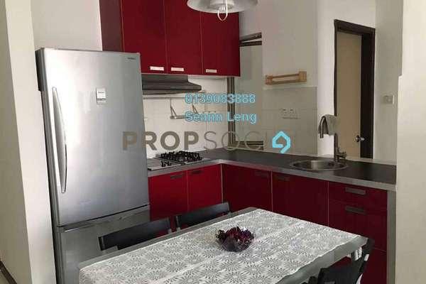 For Rent Condominium at Ritze Perdana 1, Damansara Perdana Freehold Fully Furnished 1R/1B 1.6k