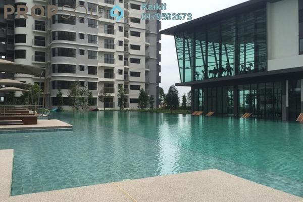 For Rent SoHo/Studio at Maisson, Ara Damansara Freehold Semi Furnished 1R/1B 1.2k