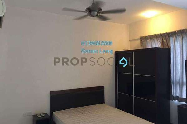 For Rent Condominium at Ritze Perdana 1, Damansara Perdana Freehold Fully Furnished 1R/1B 1k
