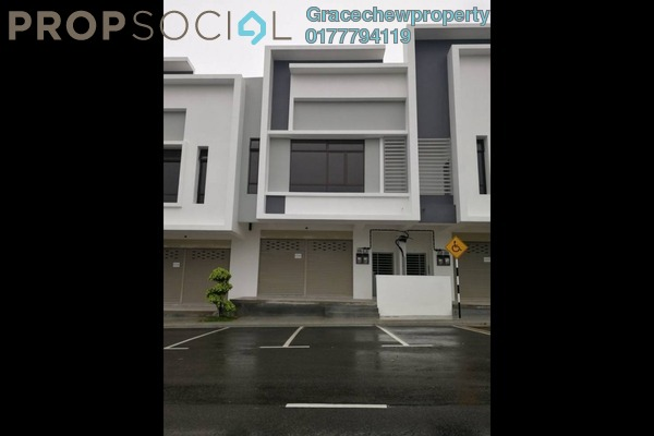 For Rent Shop at Horizon Tower, Tanjung Bungah Freehold Unfurnished 0R/0B 3.3k