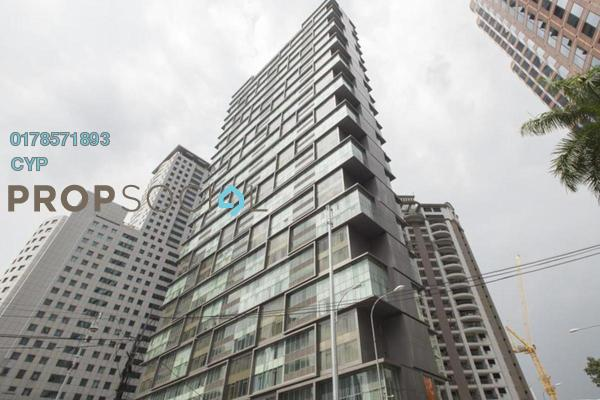 For Rent Condominium at Vipod Suites, KLCC Freehold Fully Furnished 1R/2B 3.8k