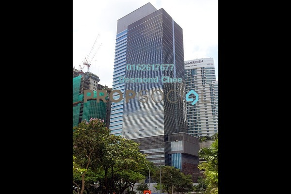 For Rent Office at Menara CIMB, KL Sentral Freehold Fully Furnished 0R/0B 2.95k