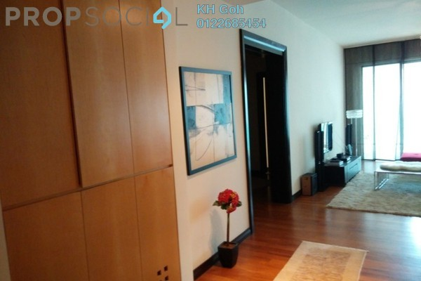 For Rent Condominium at Cendana, KLCC Freehold Fully Furnished 3R/5B 5.5k