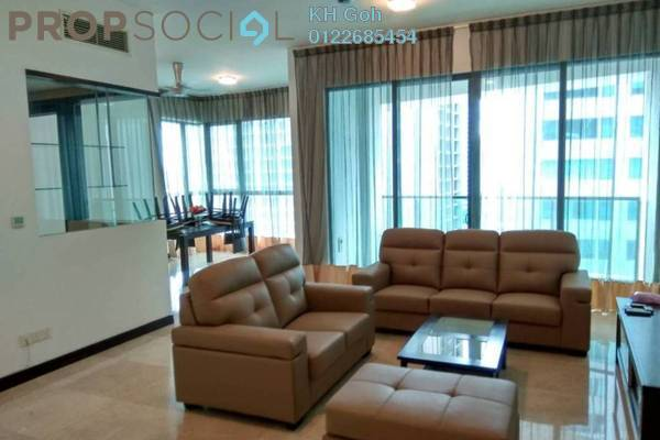 For Rent Condominium at Cendana, KLCC Freehold Fully Furnished 2R/4B 4k