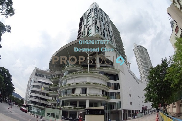 For Rent Office at Gurney Paragon, Gurney Drive Freehold Fully Furnished 0R/0B 3.4k