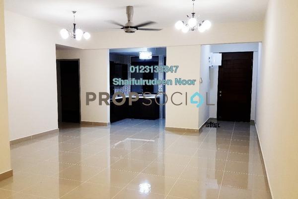 For Rent Condominium at Tamara, Putrajaya Freehold Semi Furnished 3R/2B 2k