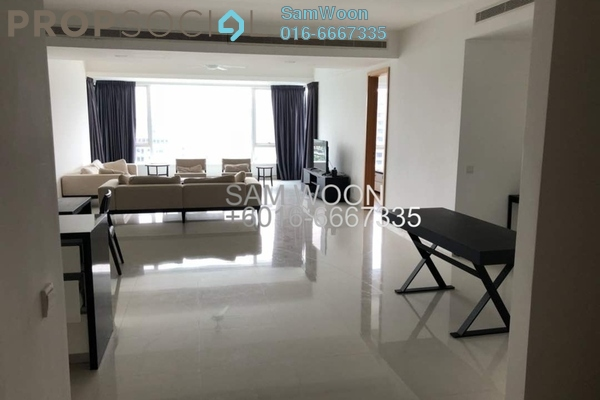 For Rent Condominium at Verticas Residensi, Bukit Ceylon Freehold Fully Furnished 4R/4B 8k