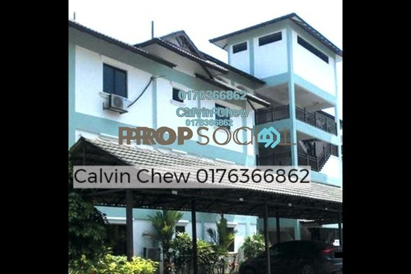 For Sale Condominium at Cyber Heights Villa, Cyberjaya Freehold Unfurnished 3R/2B 302k