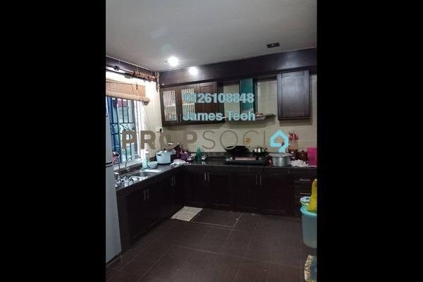 For Sale Terrace at Bandar Parklands, Klang Freehold Semi Furnished 4R/4B 685k