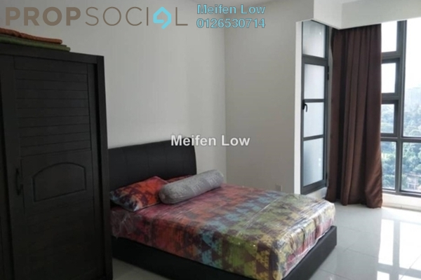 For Rent Condominium at The Robertson, Pudu Freehold Fully Furnished 1R/1B 2.6k