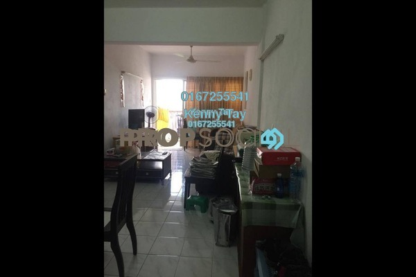 For Sale Apartment at Casa Magna, Kepong Freehold Semi Furnished 3R/2B 320k
