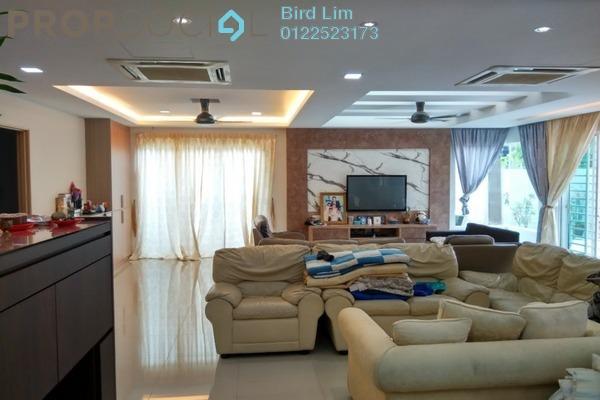 For Sale Terrace at Taman Puncak Jalil, Bandar Putra Permai Freehold Semi Furnished 8R/6B 999.0千