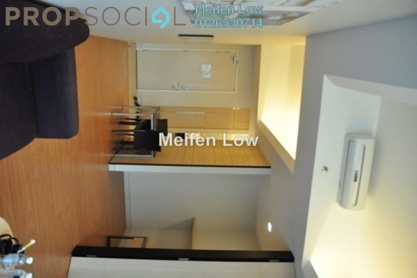 For Rent Condominium at Swiss Garden Residences, Pudu Freehold Fully Furnished 1R/1B 2.2k