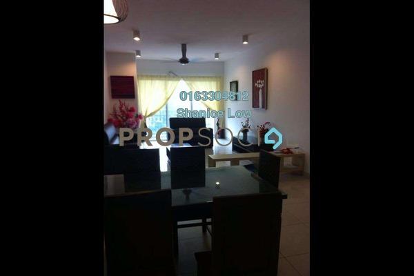 For Rent Condominium at Zenith Residences, Kelana Jaya Freehold Fully Furnished 3R/2B 2.5k