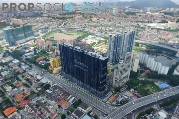 For Rent Office at 3 Towers, Ampang Hilir Freehold Unfurnished 0R/1B 1.58k