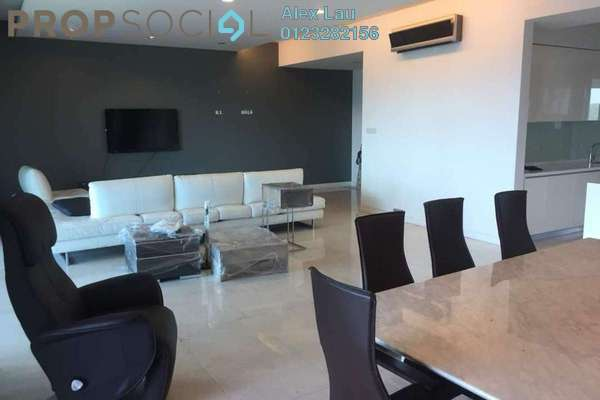 For Rent Condominium at Seni, Mont Kiara Freehold Fully Furnished 5R/4B 12.5k