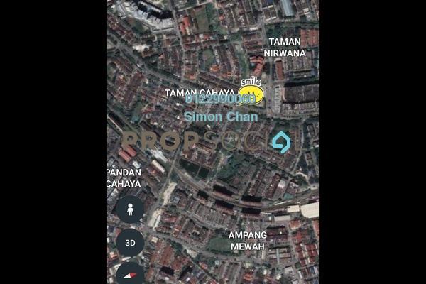 For Sale Shop at Taman Nirwana, Ampang Freehold Unfurnished 0R/1B 270k