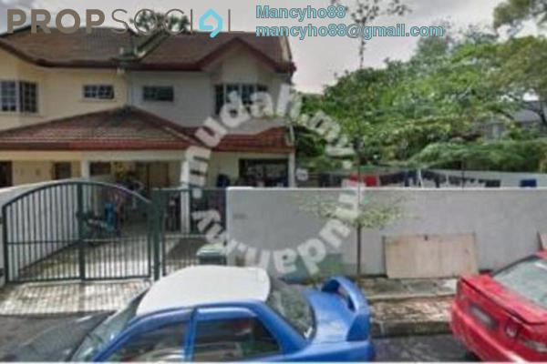For Sale Terrace at Happy Garden, Old Klang Road Freehold Semi Furnished 4R/3B 905k