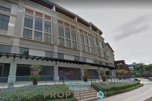 For Sale Office at Plaza Arcadia, Desa ParkCity Freehold Unfurnished 0R/0B 810k