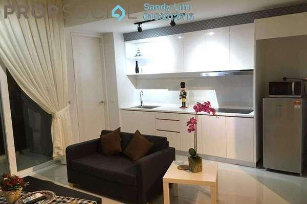 For Rent Condominium at Verdi Eco-dominiums, Cyberjaya Freehold Fully Furnished 1R/1B 1.6k