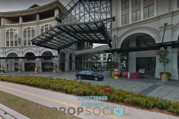 For Sale Office at Plaza Arcadia, Desa ParkCity Freehold Unfurnished 0R/0B 1.13m