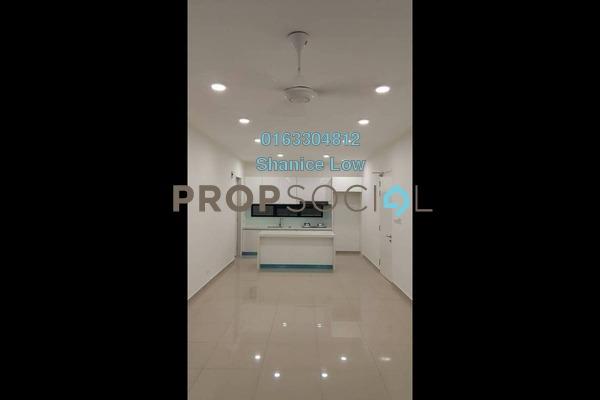 For Rent Condominium at Paragon 3, Bandar Putra Permai Freehold Semi Furnished 3R/3B 1.7k