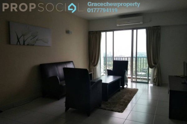 For Rent Serviced Residence at Bayu Marina, Johor Bahru Freehold Fully Furnished 3R/2B 2.2k