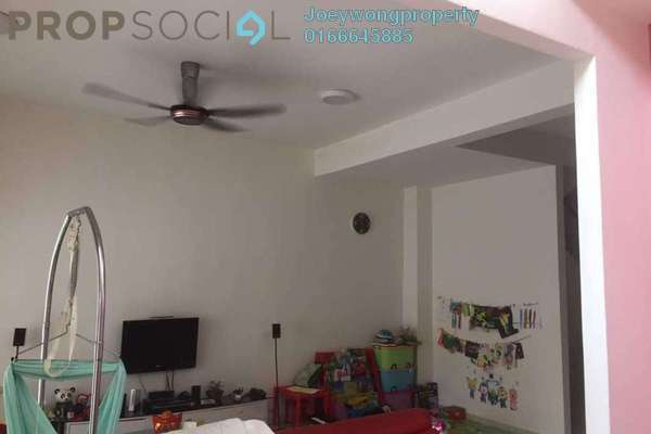 For Sale Terrace at Taman Damai Utama, Bandar Kinrara Freehold Semi Furnished 5R/4B 790k