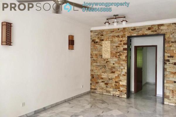 For Sale Apartment at Kesuma Apartment, Bandar Kinrara Freehold Semi Furnished 3R/2B 380k