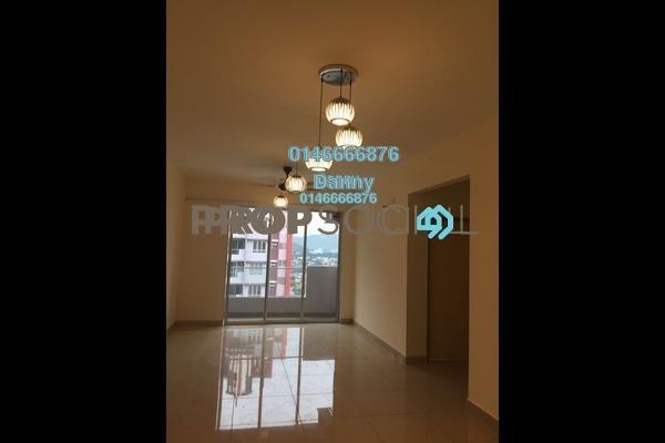 For Rent Condominium at Platinum Lake PV21, Setapak Freehold Unfurnished 2R/2B 1.25k