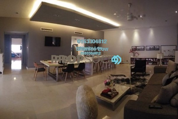 For Sale Condominium at Seri Duta II, Kenny Hills Freehold Semi Furnished 3R/3B 1.62m