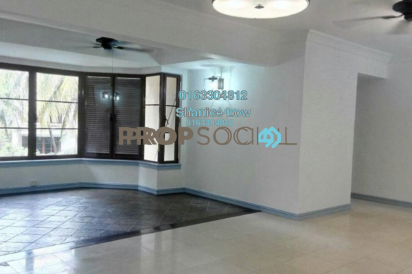 For Rent Condominium at Seri Duta II, Kenny Hills Freehold Semi Furnished 3R/3B 3.5k