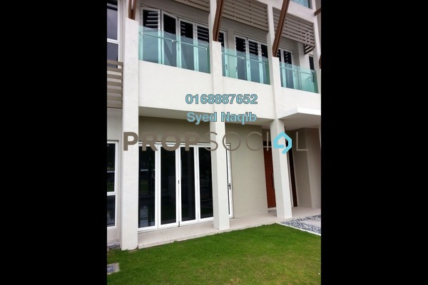 For Sale Semi-Detached at Temasya Citra, Temasya Glenmarie Freehold Semi Furnished 5R/6B 2.5m