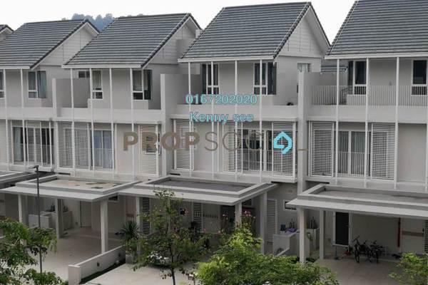 For Sale Terrace at Senja, Seri Kembangan Freehold Semi Furnished 5R/6B 1.38m